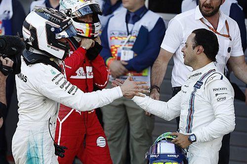 """【F1】ベッテル、マッサに不満「彼は、ボッタスを2回""""手助け""""した」"""