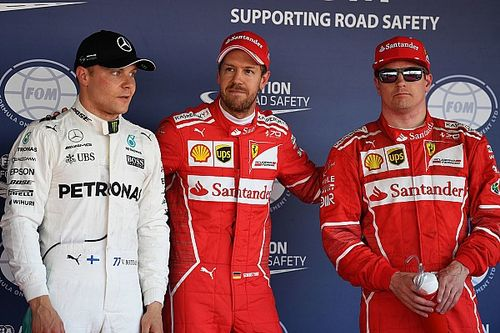 Bottas admite que Mercedes no esperaba perder la pole