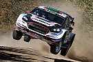WRC Проколы не помешали Эвансу сохранить лидерство в Ралли Аргентина