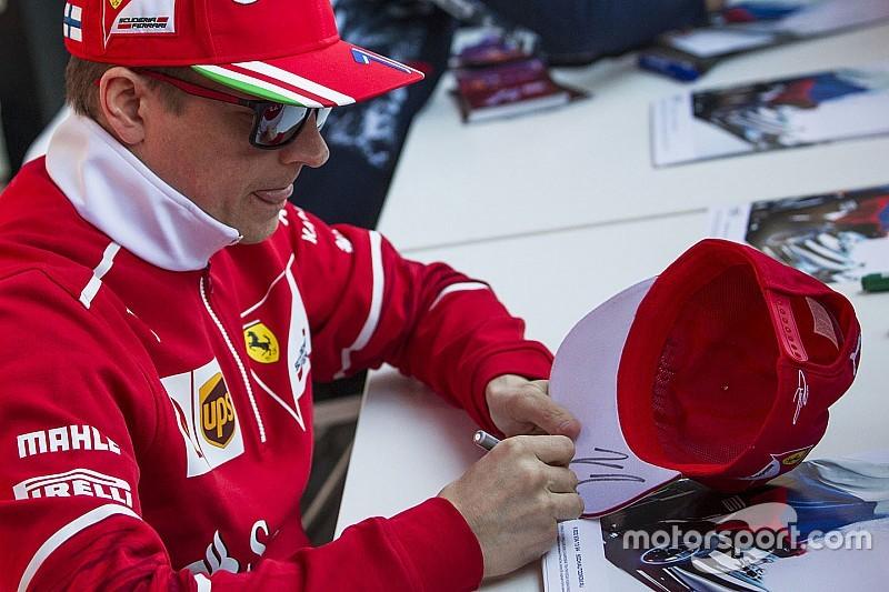 """Vettel: """"Nem kétséges, hogy Kimi minden idők egyik legtehetségesebb F1-es versenyzője"""""""