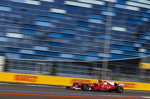 "3º, Raikkonen vê ""passo à frente"" após GP da Rússia"