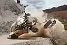 So beschreibt Carlos Sainz seinen Unfall bei der Rallye Dakar