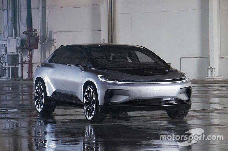 Faraday Future onthult FF 91: echt sneller dan een Tesla Model S?