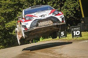 【WRC】4位入賞ハンニネン「後半はポジティブなラリーが続き嬉しい」