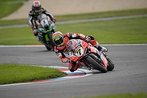 Superbike-WM News Chaz Davies (Ducati): Ich gehe das Extra-Risiko – warum werde ich bestraft?