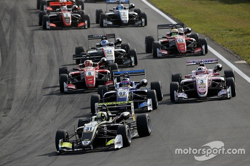 La F3 Internationale va remplacer le GP3