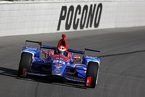 IndyCar Breaking news Rossi says lost fuel-mixture knob didn't cost him the win