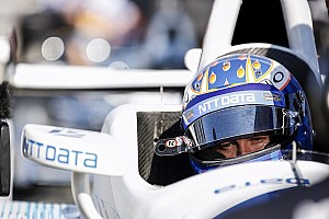 IndyCar Interview Dixon rues Pocono miss, worries over Gateway, confident of title shot