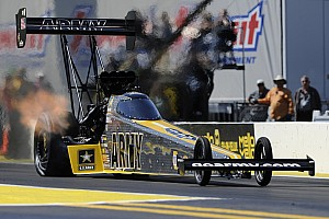 NHRA Qualifying report Schumacher, J. Force, Line and Savoie earn no. 1 qualifying positions Saturday at Gainesville