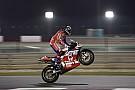 Реддинг стал лидером второй тренировки Гран При Катара