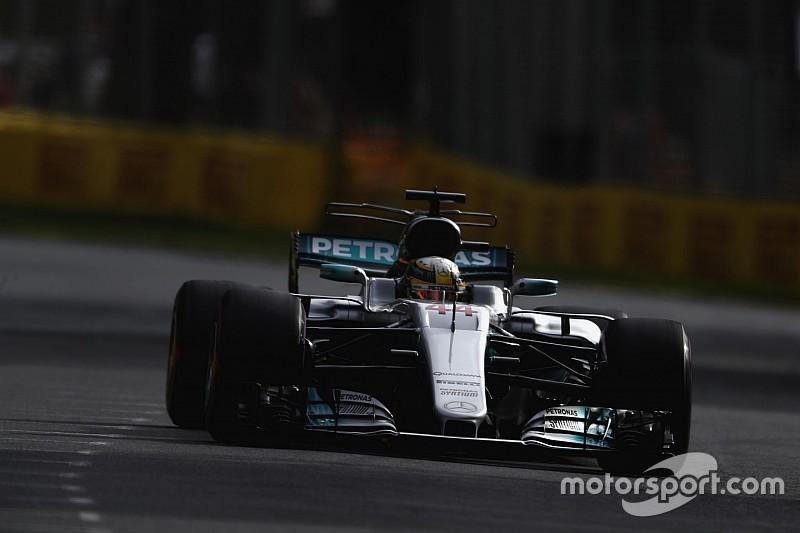 """Hamilton diz que Mercedes melhorou """"da noite para o dia"""""""