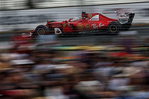 Ferrari busca confirmar supremacia com pneus médios na China