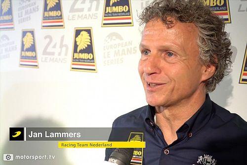 Video: Lammers en Van Eerd over hun deelname aan de 24 uur van Le Mans