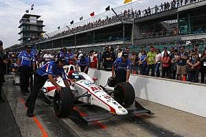 IndyCar BRÉKING Bourdais a saját lábán hagyta el a kórházat