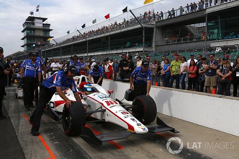 Saisonaus für Bourdais nach Crash im Qualifying für Indy 500 2017