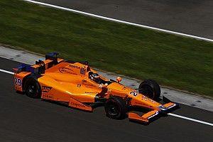 McLaren confirma que Alonso probará un IndyCar