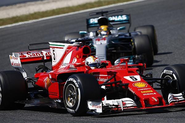 Formule 1 Actualités Hamilton : Une bataille
