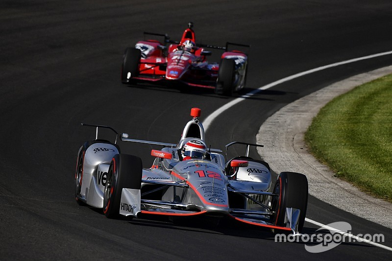 Indy 500: Power leads windy Day 2 practice, Alonso 24th