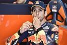 Cardús sustituirá a Luthi en el Gran Premio de Valencia
