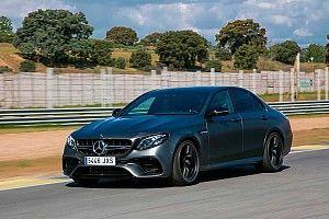 Vídeo: así supera los 300 km/h el Mercedes-AMG E 63 S 4MATIC+