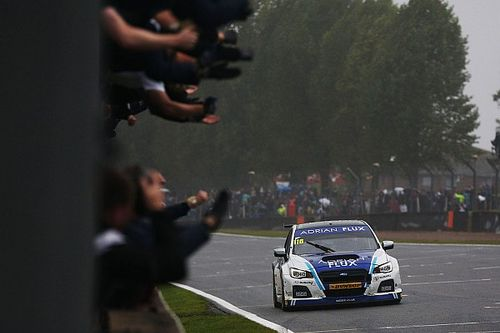 BTCC champion Sutton stays at BMR Subaru