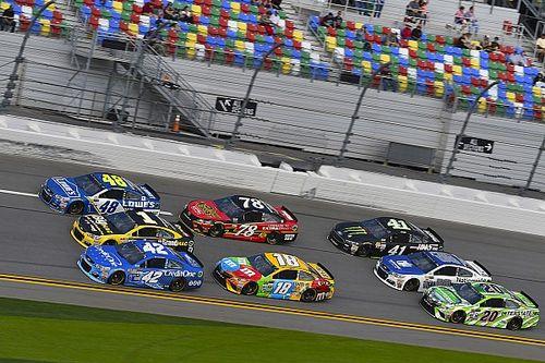 NASCAR Roundtable - Daytona