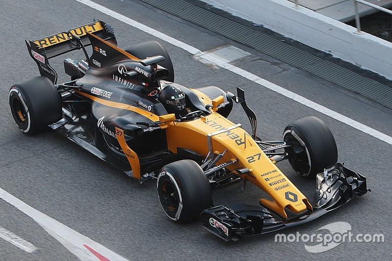 FIA paksa Renault ubah konsep sayap belakang