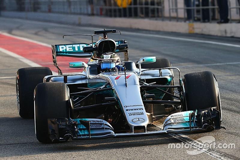 Mercedes boosté par le carburant de Petronas