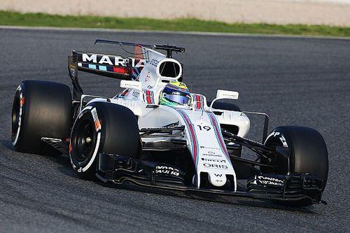 A Williams és a Haas is T-szárnnyal próbálkozik!