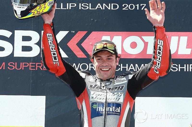 Roberto Rolfo sostitusce Badovini al Grillini Racing in Qatar