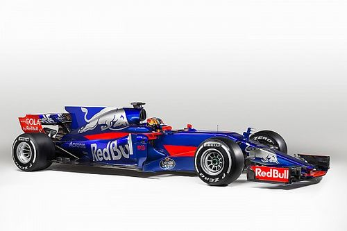 Formel 1 2017: Toro Rosso enthüllt neuen STR12
