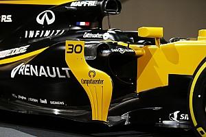 Forma-1 BRÉKING Egészen közelről a Renault új forma-1-es autója
