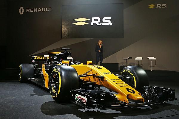 فورمولا 1 أخبار عاجلة رينو تستهدف مكسبًا قدره 0.3 ثانية في اللفة من محرك 2017 الجديد