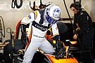 Alonso kalm na pechdag: