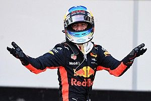 La historia detrás de la foto: la victoria loca de 'Dan the man' en Bakú