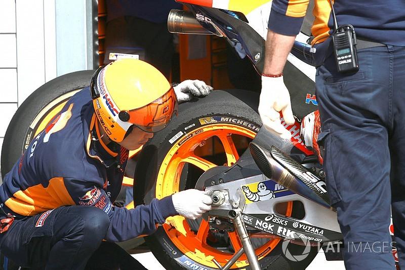 """Goubert : ce qui compte pour Michelin, c'est """"la durée de la course"""""""