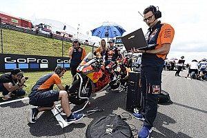 Red Bull KTM Ajo en Moto2 jusqu'en 2019