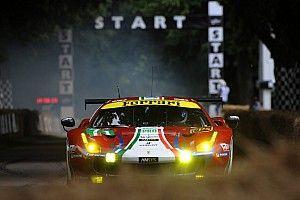 Video: Ferrari 458 GT2'nin kazası