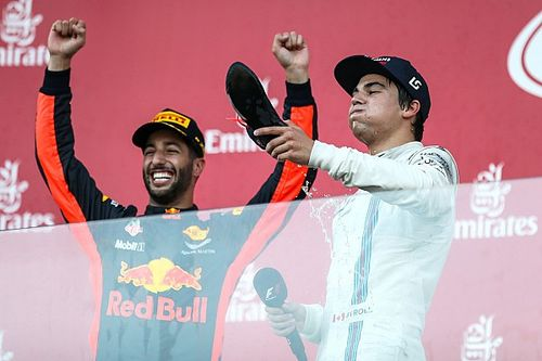 Gallery: F1's 10 youngest podium finishers
