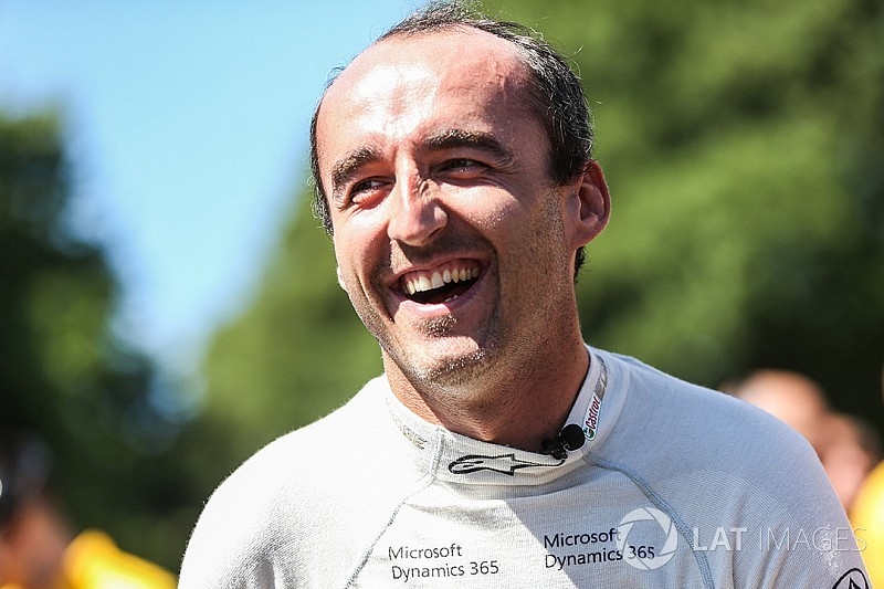 Primo test con la Williams positivo per Robert Kubica a Silverstone