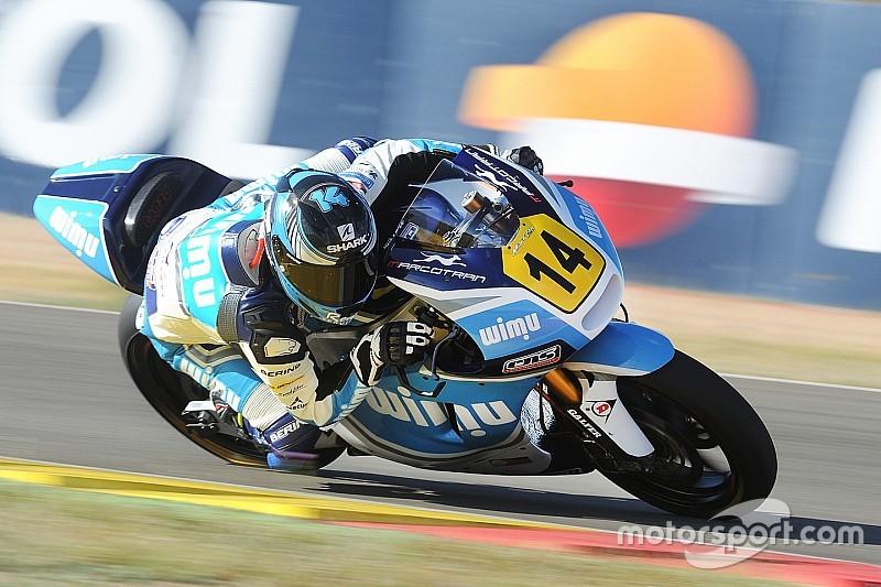 Héctor Garzó sustituirá a Xavi Vierge en Moto2 en Sachsenring
