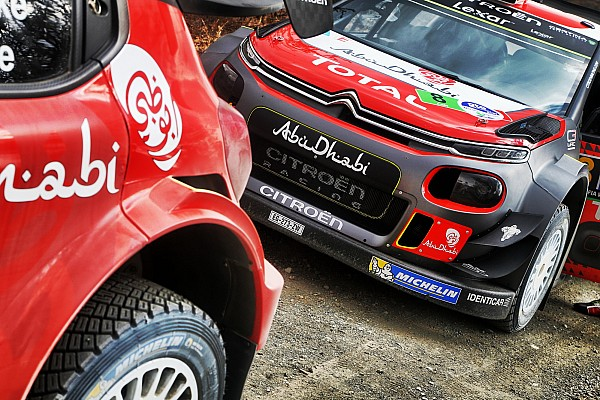 WRC Actualités Un trio de C3 WRC confirmé pour la Corse
