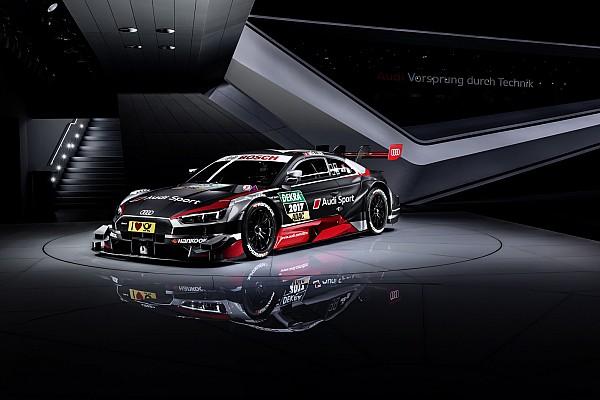 DTM Audi reveals new-generation DTM 2017 challenger