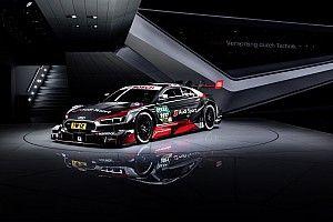Audi reveals new-generation DTM 2017 challenger