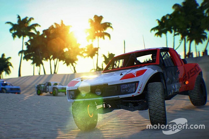 Milestone umumkan game balap off-road, Gravel