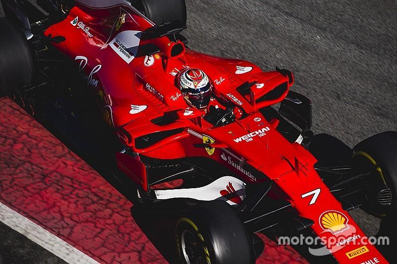 Statistiques - Les progrès de Ferrari et des F1 2017