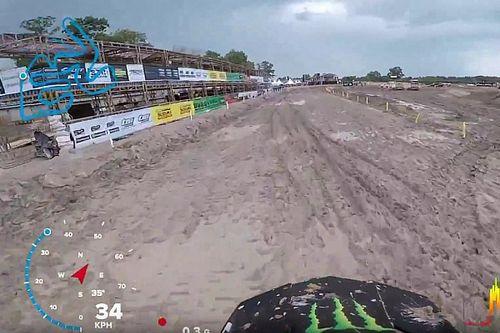 VIDEO: Satu putaran di trek MXGP Indonesia