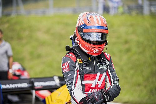Haas protege Ferrucci steps up to F2