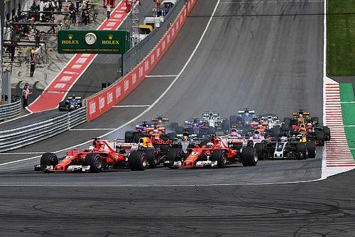 Fotogallery: i team radio del GP d'Austria