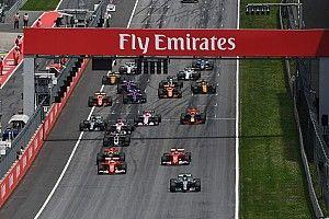 FIA perketat aturan curi start mulai F1 2018